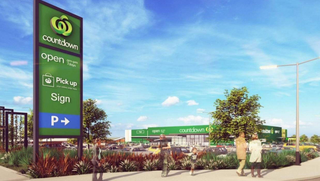 Pokeno welcomes it's first supermarket